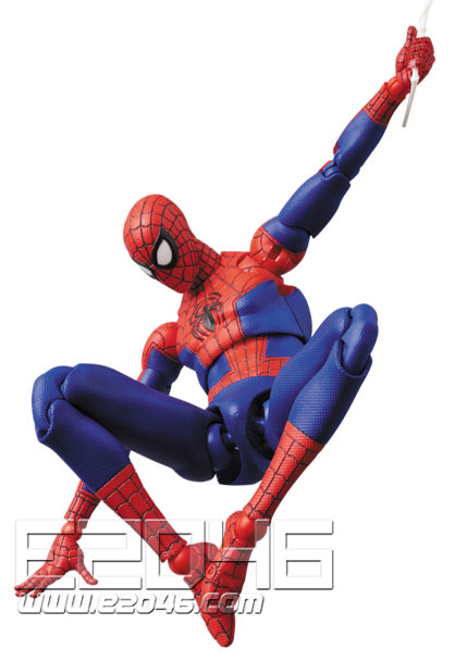 Spider Man Peter B Parker (PVC)