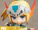 PV3163  Nendoroid Hunter Bario X Female Swordsman (PVC)