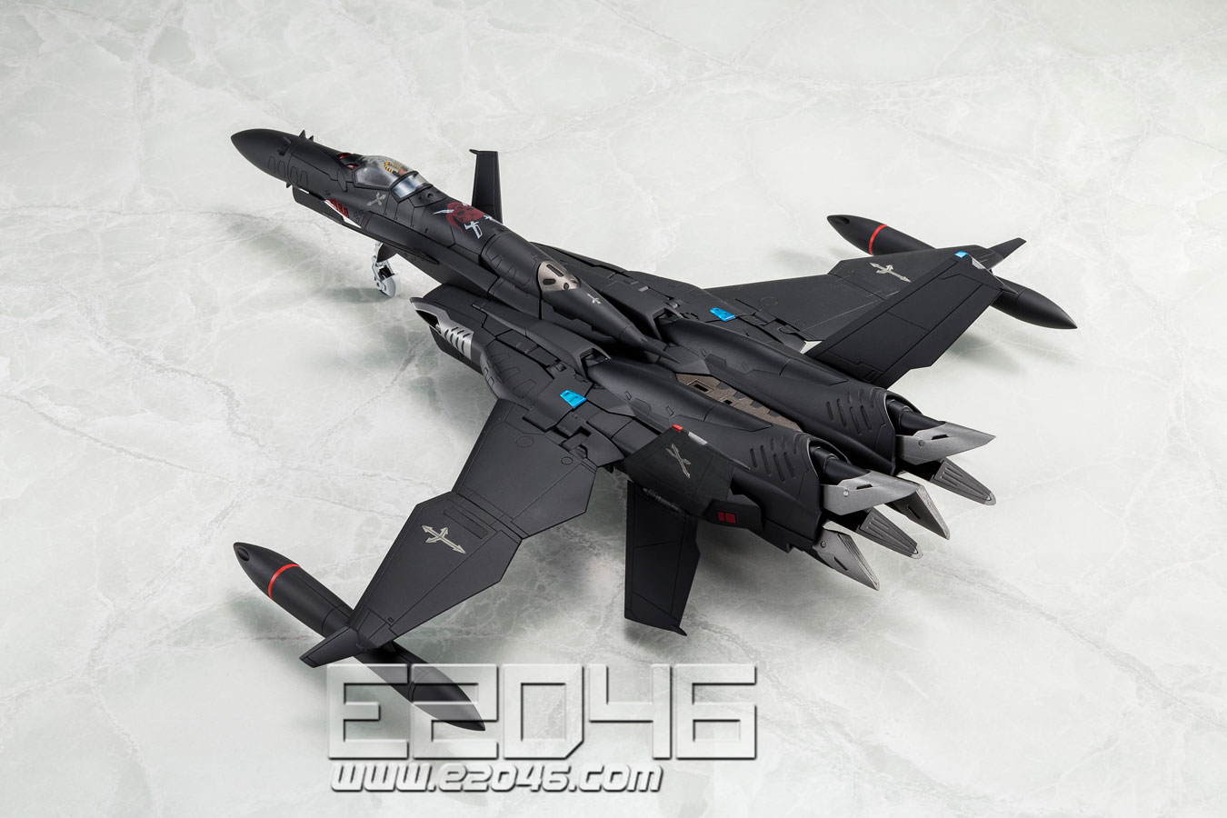 SV-51 Gamma Use D.D. Ivanov Final Battle Version (PVC)