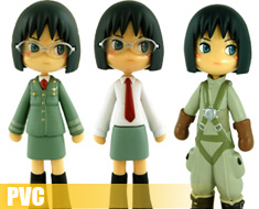 PV0499  P Chara The Sky Crawlers Kusanagi Suito (PVC)