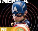 PV5864  Captain America (PVC)