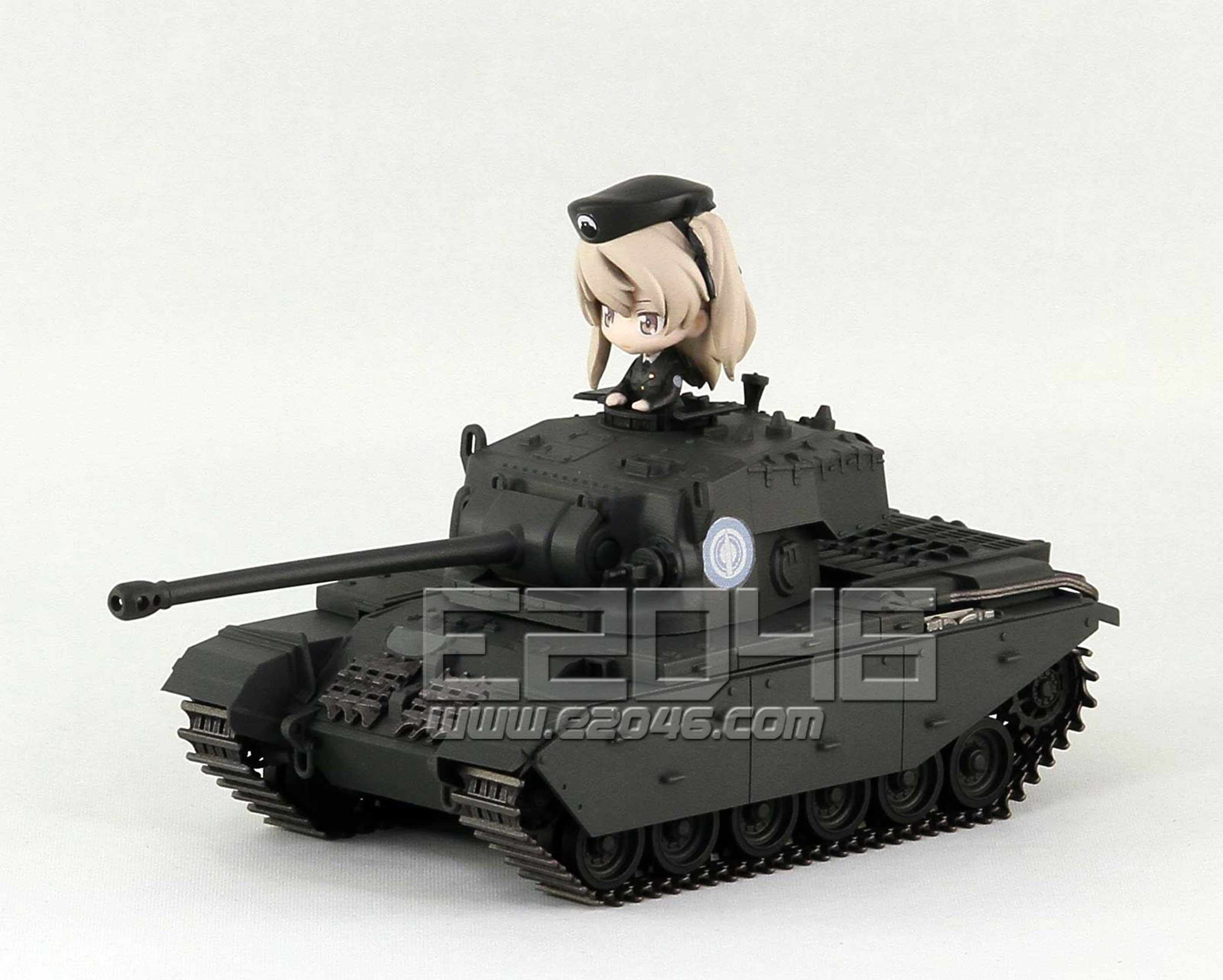 Cruiser Tank A41 Normal Edition (PVC)