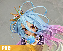PV12218 1/7 Shiro (PVC)
