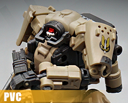 PV10512 1/60 EW-53 Stalker Desert Coloring Version (PVC)