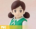 PV6731  Figma 缘子小姐苔色版 (PVC)