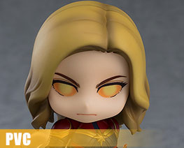 PV9190  Nendoroid Captain Marvel Heroes Edition DX Version (PVC)
