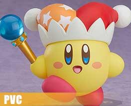 PV8506  Nendoroid Beam Kirby (PVC)