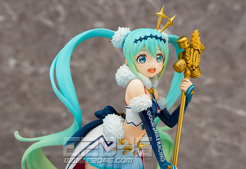 Hatsune Miku GT Project Racing 2018 Version (PVC)