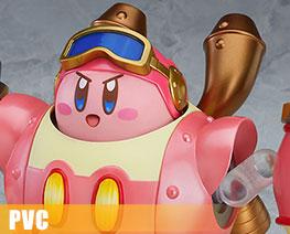 PV7522 SD Nendoroid More Robobot Armor & Kirby (PVC)