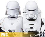 PV6910 1/10 Snowtrooper & Flametrooper (PVC)