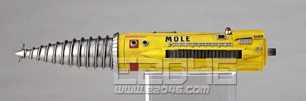 Jet Mole (PVC)