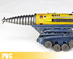 PV4177  Jet Mole (PVC)
