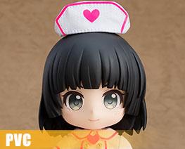PV12027  Nendoroid Doll Nurse Uniform White (PVC)