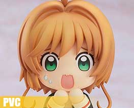 PV7968  Nendoroid Kinomoto Sakura School Uniform Version (PVC)