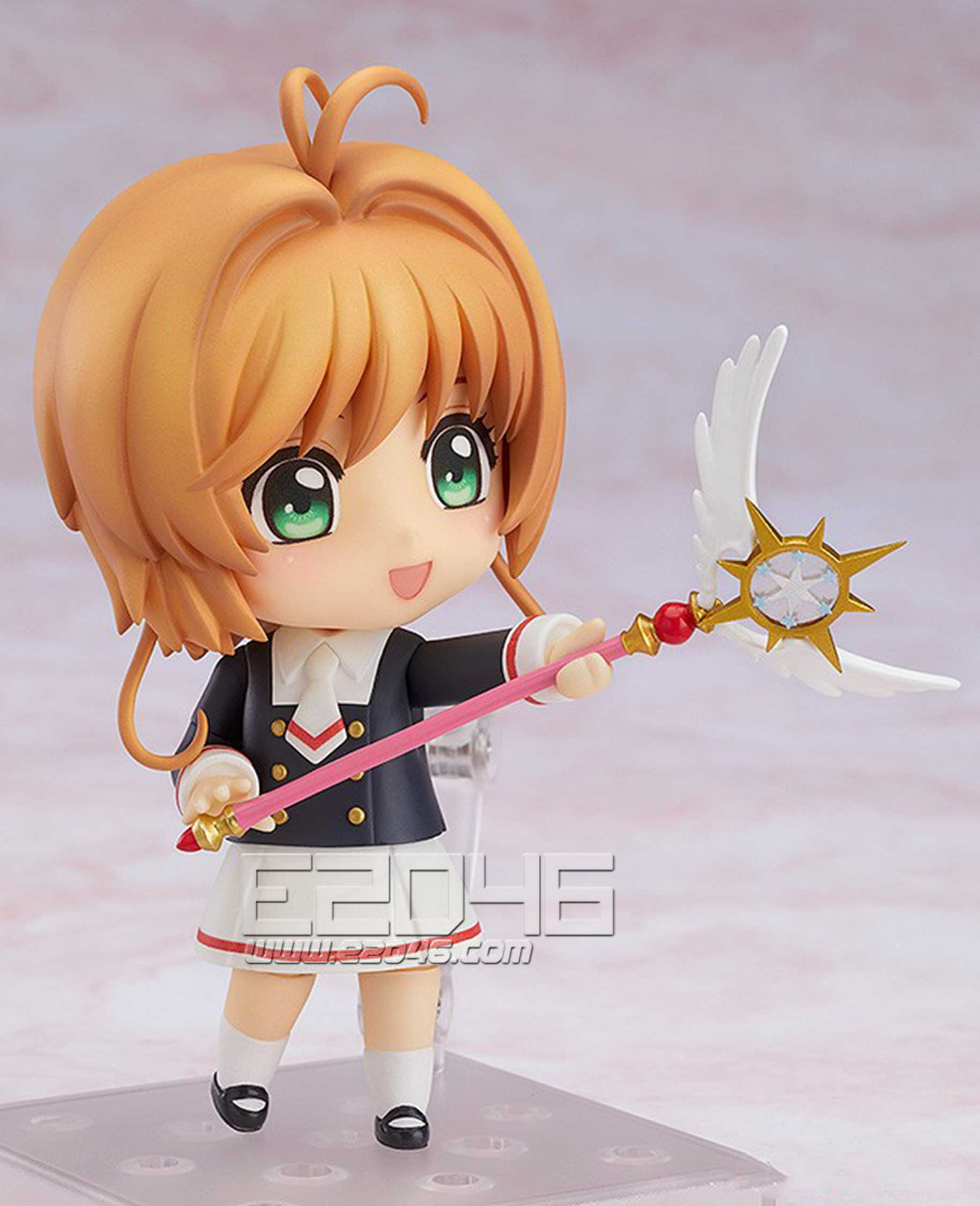 Nendoroid Kinomoto Sakura School Uniform Version (PVC)