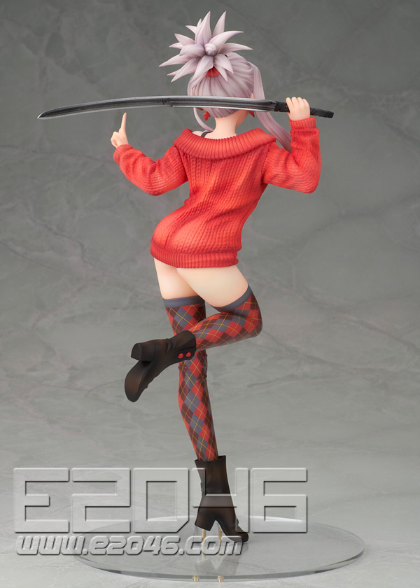 Miyamoto Musashi Casual Outfit Version (PVC)
