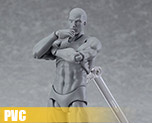 PV6251  Figma he gray color Version (PVC)