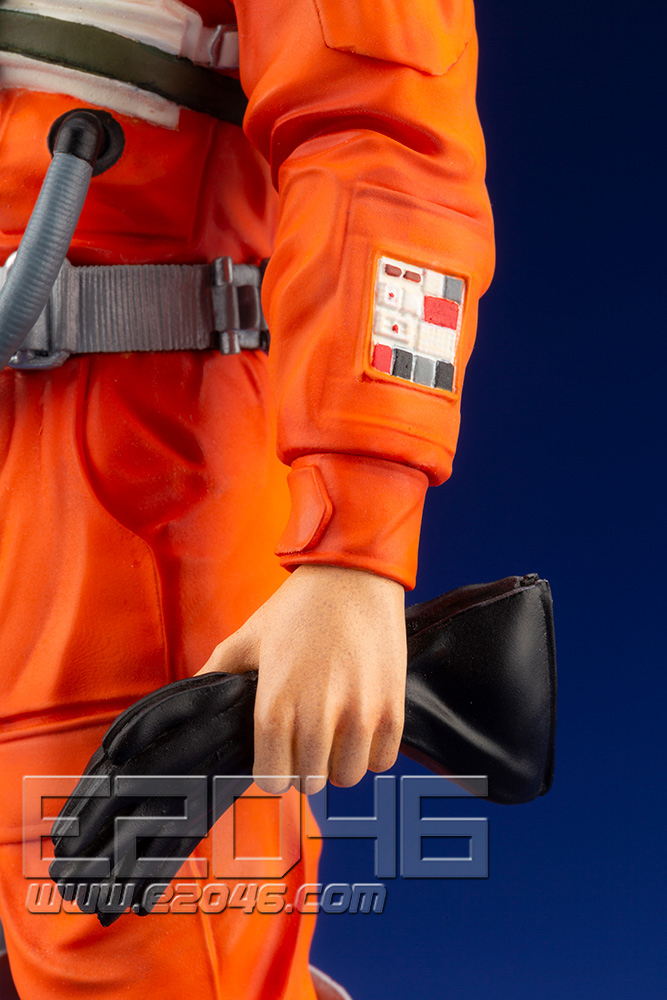 Luke Skywalker X WING Pilot (PVC)