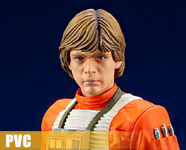 PV9603 1/10 Luke Skywalker X WING Pilot (PVC)