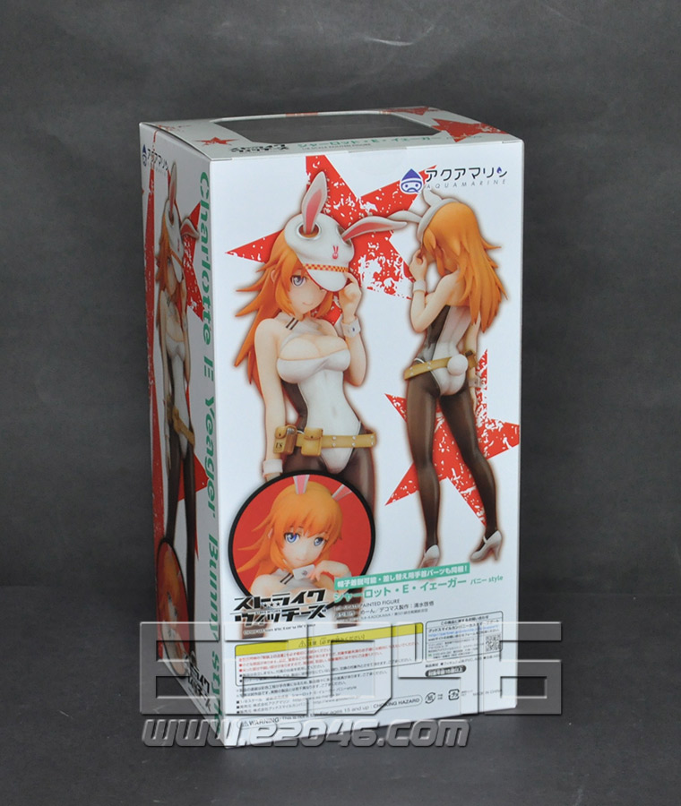 Charlotte E Yeager Bunny Style (PVC)