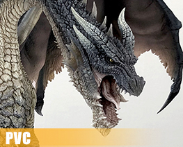 PV12630  Black Dragon Fatalis (PVC)