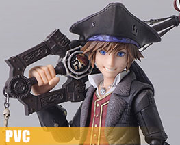 PV8837  Pirates of Caribbean Version (PVC)