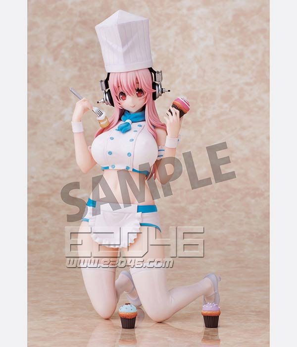 Super Sonico Patissier Version (PVC)