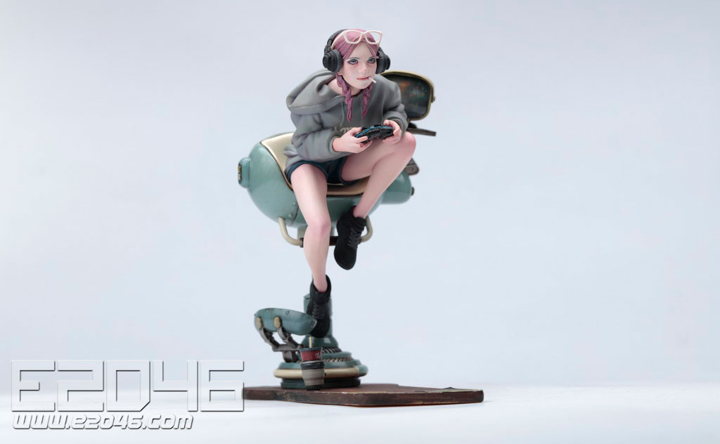 Game Shojo (PVC)