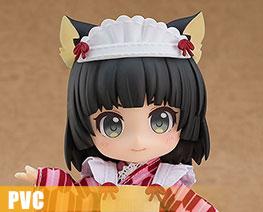 PV11731  Nendoroid Cat Ears Maid Sakura (PVC)