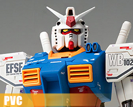 PV9977  RX-78-02 Gundam (PVC)