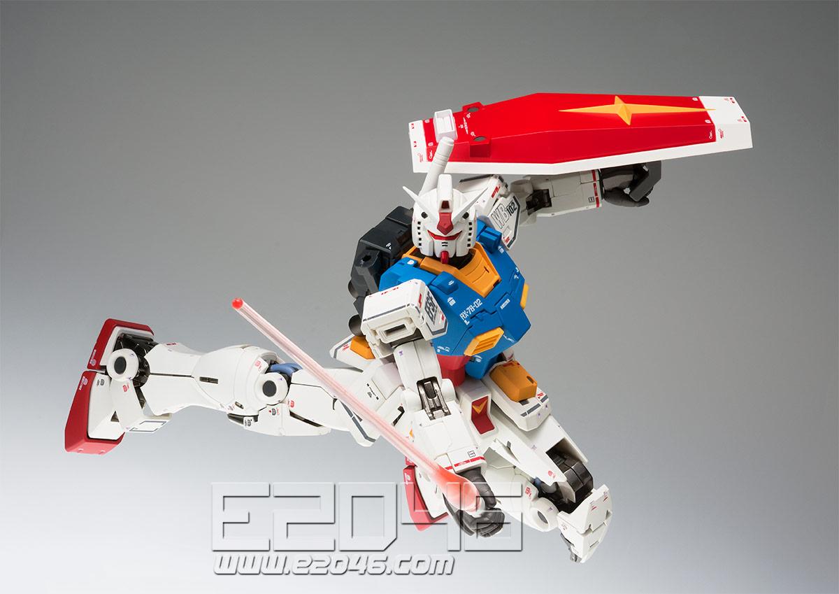 RX-78-02 Gundam (PVC)