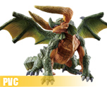 PV3739  Graviton Earth Dragon (PVC)