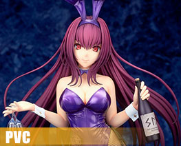 PV8917 1/7 Scathach Bunny Version (PVC)