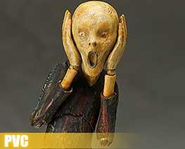 PV8378  Figma The Scream (PVC)