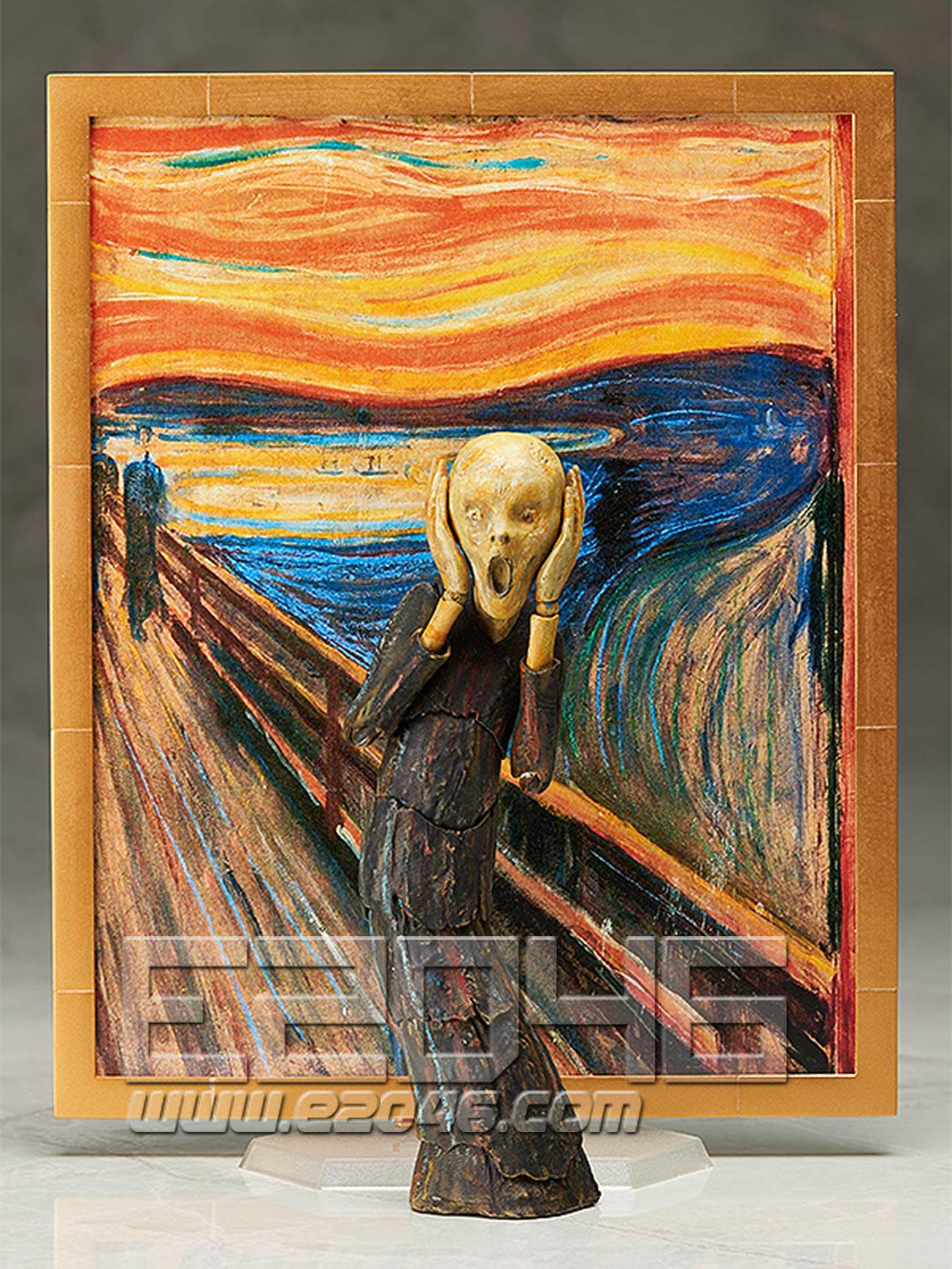 Figma The Scream (PVC)