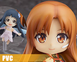 PV7426 SD Nendoroid Asuna Ordinal Scale Version & Yui (PVC)