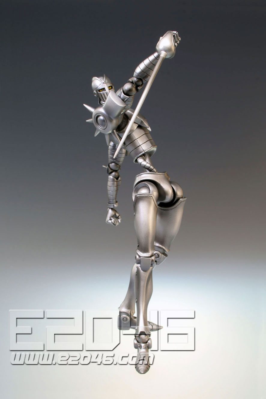 Silver Chariot (PVC)
