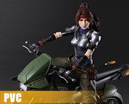 PV12400  Jessie & Bike Set (PVC)