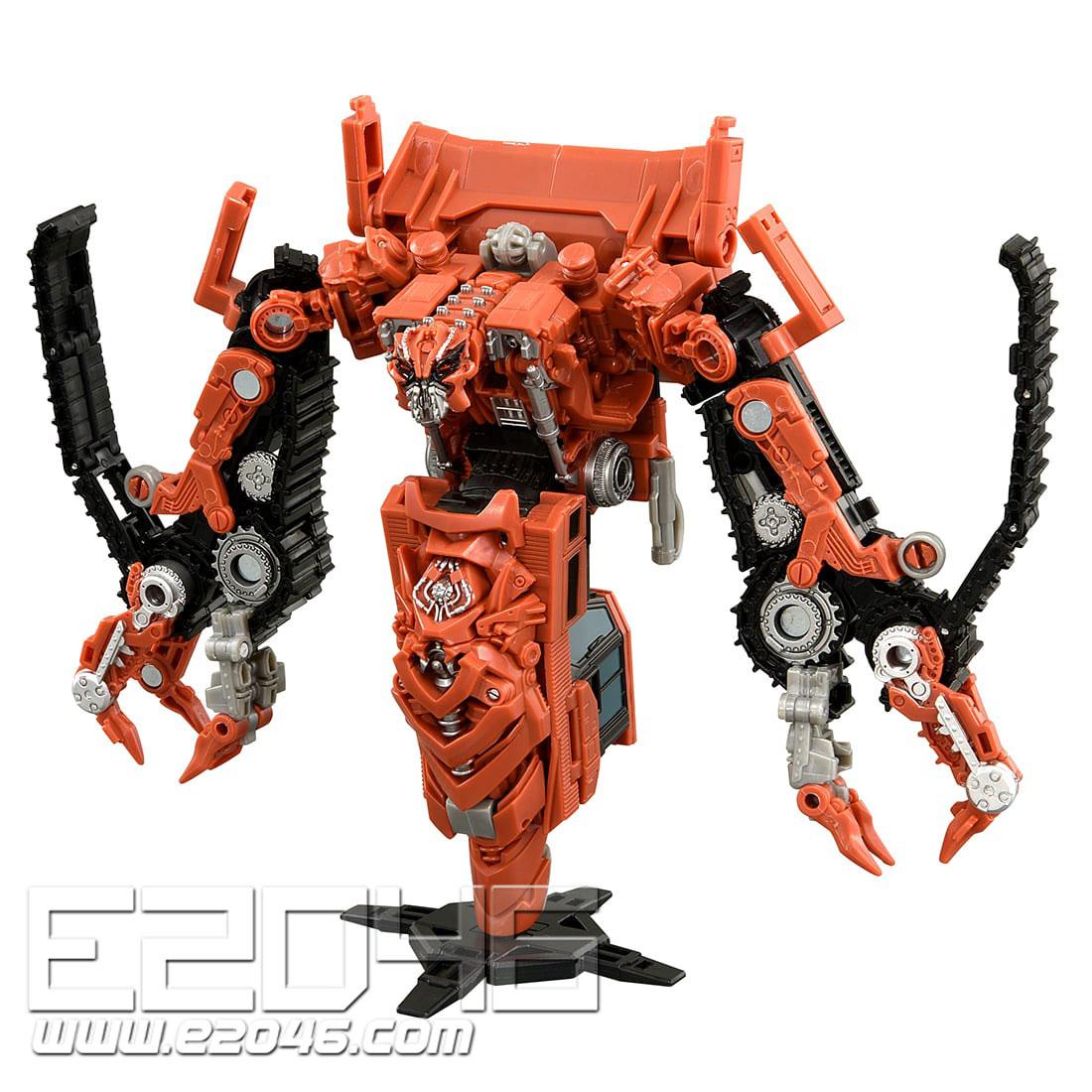 SS-33 Decepticon Rampage (PVC)