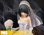 PV6997  Kurumi Tokisaki Wedding Version (PVC)