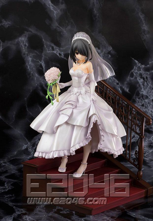時崎狂三婚紗版 (PVC)