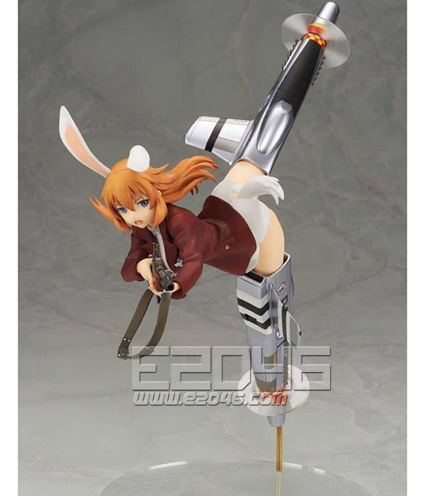 Charlotte E Yeager (PVC)