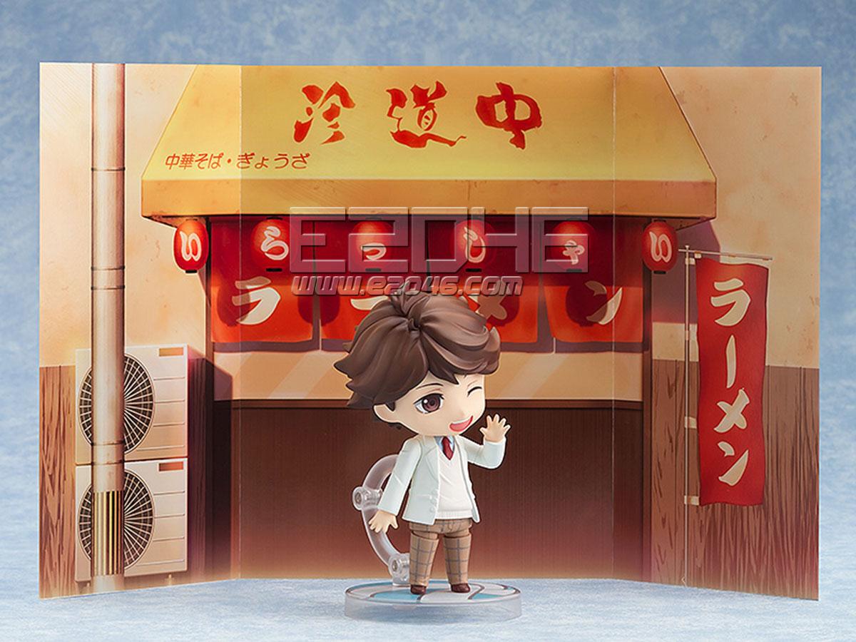 Nendoroid 及川徹制服版 (PVC)