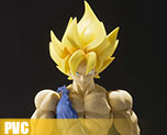 PV5584  Son Goku Super Warrior Awakening Version (PVC)