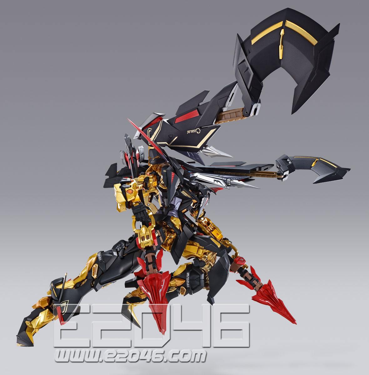 Gundam Astray Gold Frame Amatsu Mina (PVC)