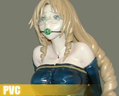PV0034 1/6 Rika Shiraki (PVC)