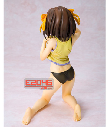 Suzumiya Haruhi on Knees (PVC)