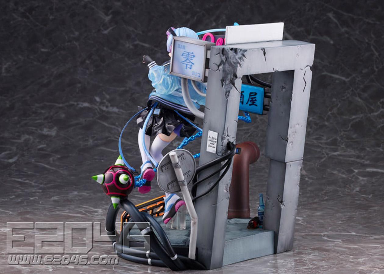 Rem Neon City Version (PVC)