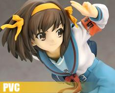 PV0348 1/8 Suzumiya Haruhi (PVC)