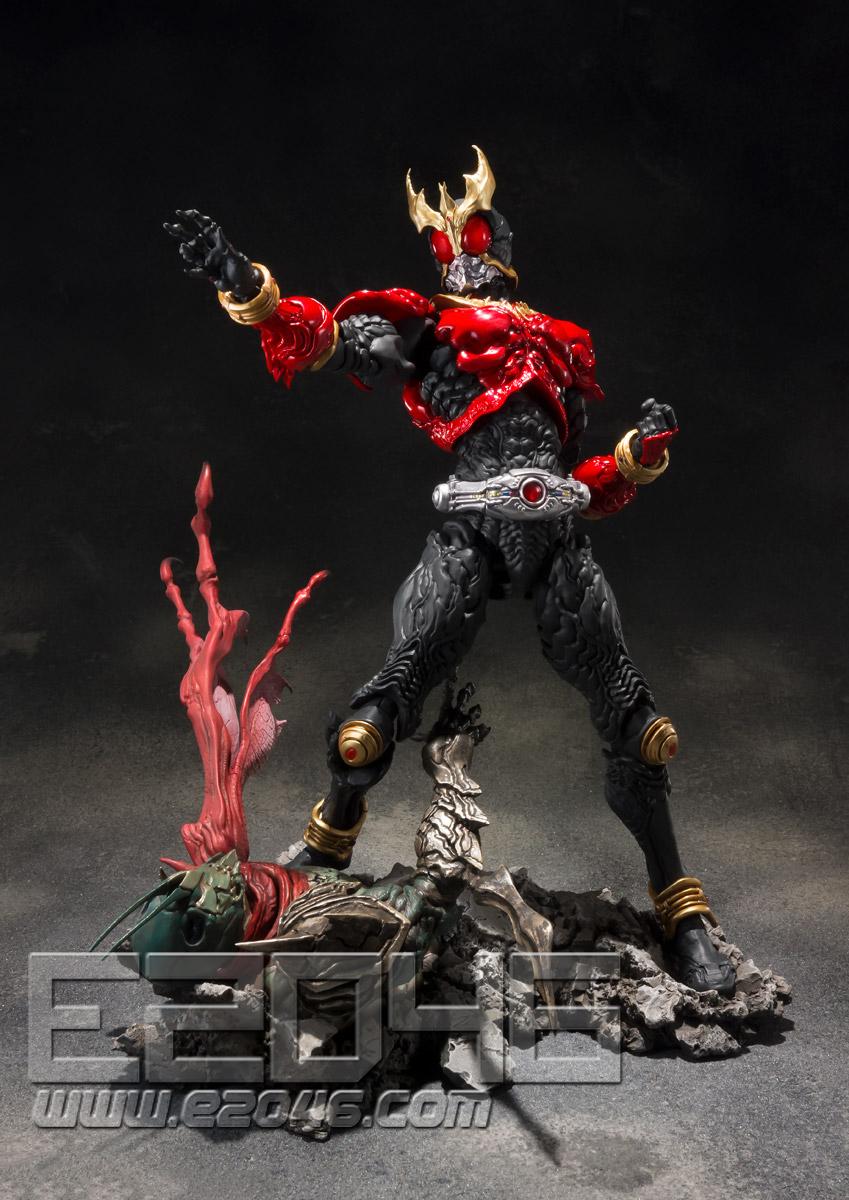 Kamen Rider Kuuga Mighty Form (PVC)
